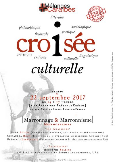 affiche_Croisee_Marronnage