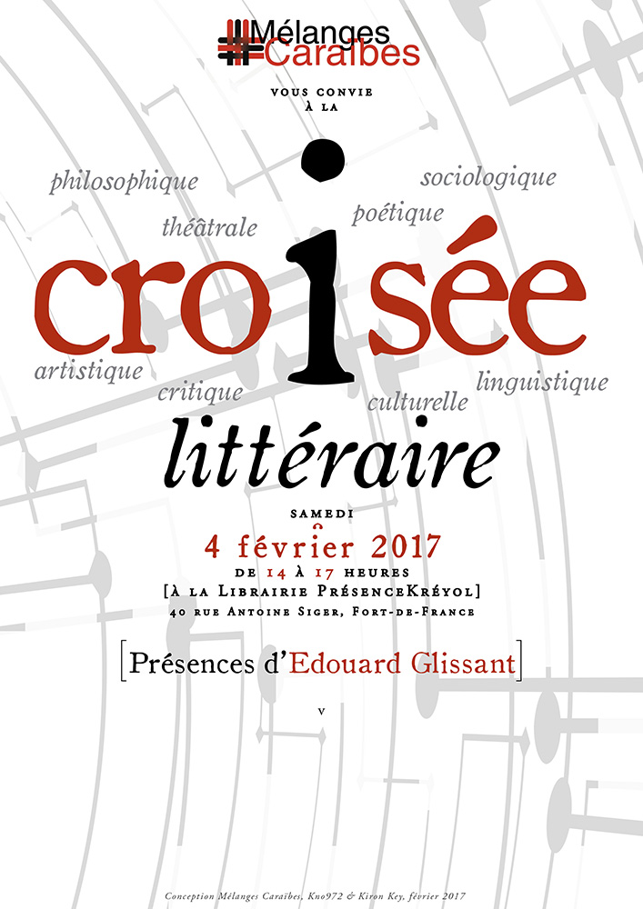 affiche_Croisee_Glissant
